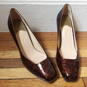 Cole Haan NikeAir Cheetah Patent Heels
